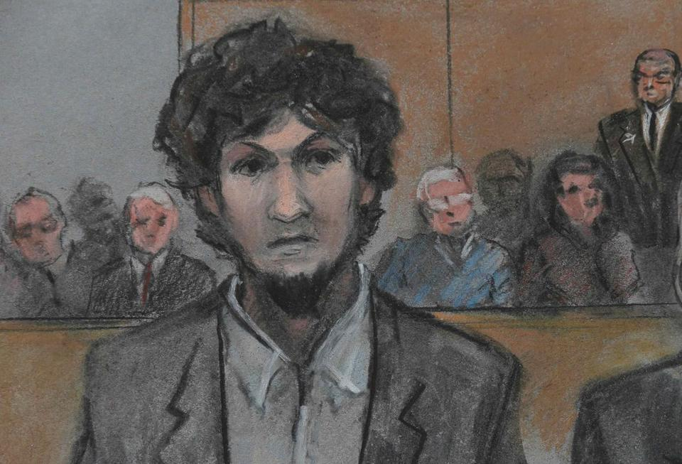 Boston Marathon bomber Dzhokhar Tsarnaev was sentenced to death on Friday for his role in the 2013 attacks.